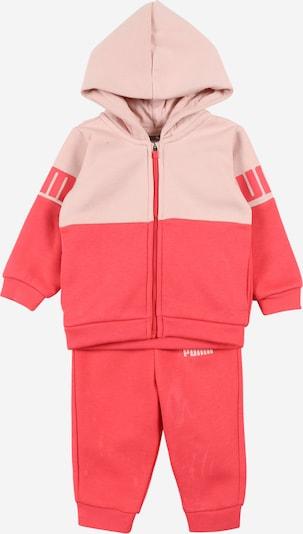 PUMA Облекло за бягане 'Minicats' в бежово / пъпеш, Преглед на продукта