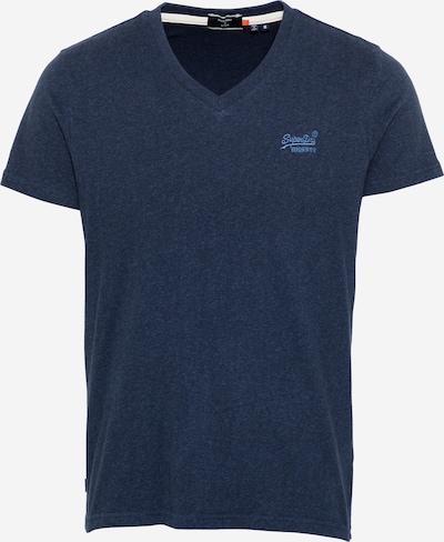 Superdry Shirt in de kleur Navy / Nachtblauw, Productweergave