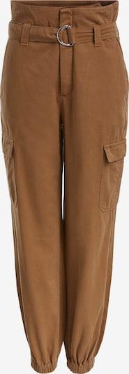 SET Pantalon cargo en beige foncé, Vue avec produit