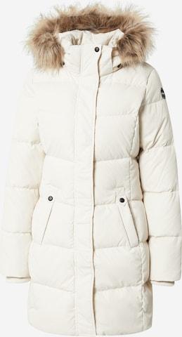 ICEPEAK Outdoorová bunda 'AZUSA' - biela