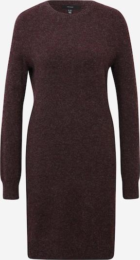Vero Moda Tall Pletené šaty 'DOFFY' - bordová, Produkt