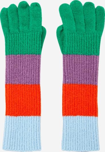 EDITED Handschuhe 'Halo' in mischfarben, Produktansicht