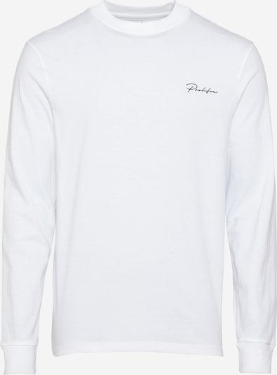 Tricou 'PROLIFIC' River Island pe negru / alb, Vizualizare produs