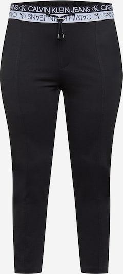 Kelnės 'GALFOS' iš Calvin Klein Jeans , spalva - juoda / balta, Prekių apžvalga
