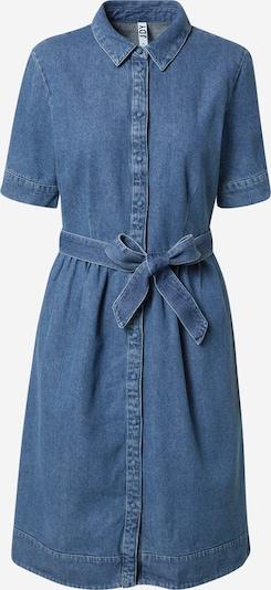 JDY Kleid 'Sandra' in blue denim, Produktansicht