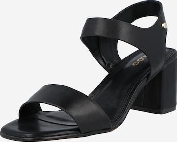 ALDO Sandale 'UMEMMA' in Schwarz
