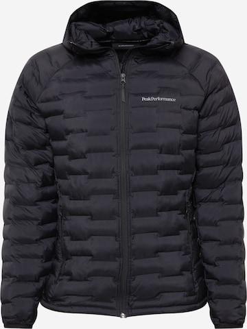 PEAK PERFORMANCE Sports jacket 'Argon Light' in Black