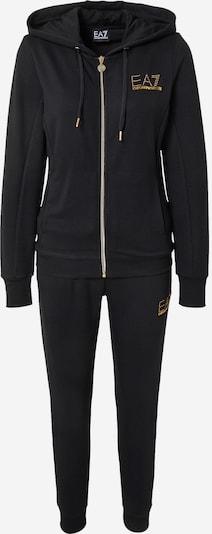 EA7 Emporio Armani Joggingová súprava - zlatá / čierna, Produkt