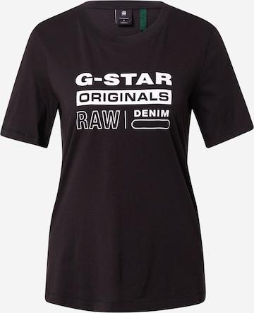G-Star RAW Shirt in Black