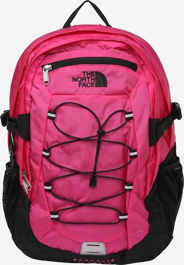 THE NORTH FACE Sac à dos de sport 'Borealis' en rose clair / noir, Vue avec produit