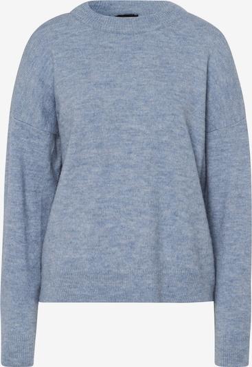 MORE & MORE Pullover in beigemeliert / rauchblau, Produktansicht
