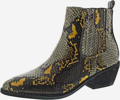 Edel Fashion Cowboystiefelette in oliv, Produktansicht