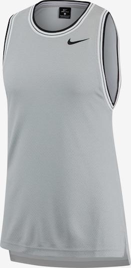 NIKE Sporttop 'Dry SL' in grau, Produktansicht