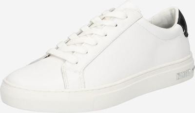 DKNY Sneaker 'COURT' in schwarz / weiß, Produktansicht