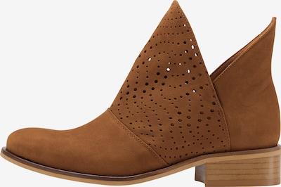 usha FESTIVAL Stiefelette in cognac, Produktansicht