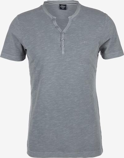 s.Oliver T-Shirt in grau, Produktansicht