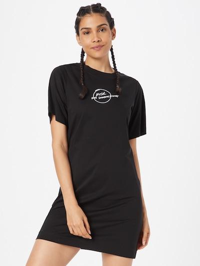 DIESEL Kleid 'RIO' in schwarz, Modelansicht