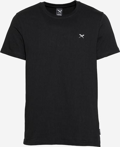 Iriedaily Shirt in de kleur Zwart / Wit, Productweergave