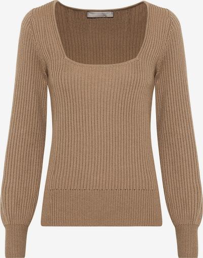 HALLHUBER Pullover in beige, Produktansicht