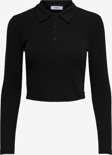 Tricou 'WENDY' ONLY pe negru, Vizualizare produs