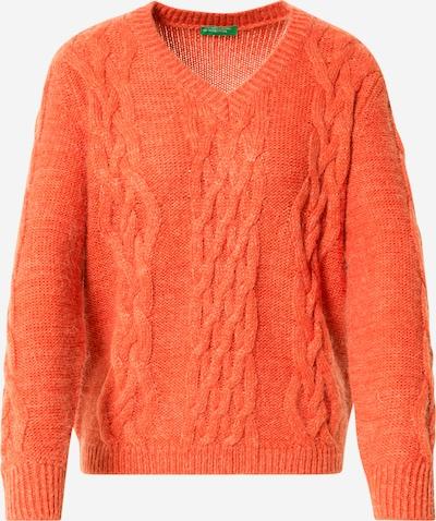 UNITED COLORS OF BENETTON Pullover in koralle, Produktansicht