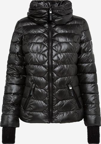 Soccx Between-Season Jacket in Black