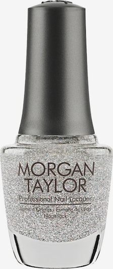 Morgan Taylor Nail Polish 'Grey & Black Collection' in Light grey, Item view