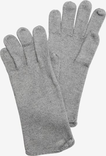 s.Oliver BLACK LABEL Handschuhe in hellgrau, Produktansicht
