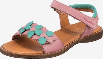 Froddo Sandalen in Pink