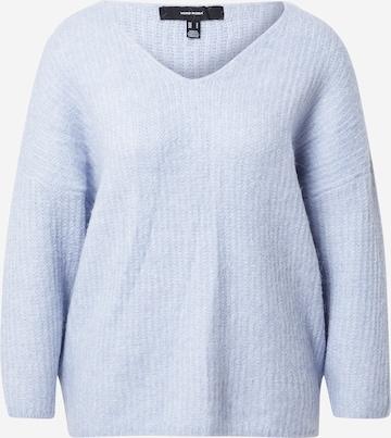 VERO MODA Sweater in Blue