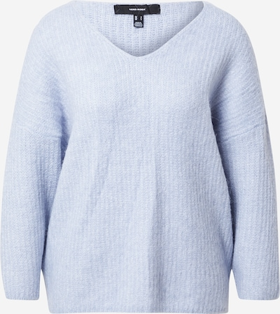 VERO MODA Pullover in hellblau, Produktansicht