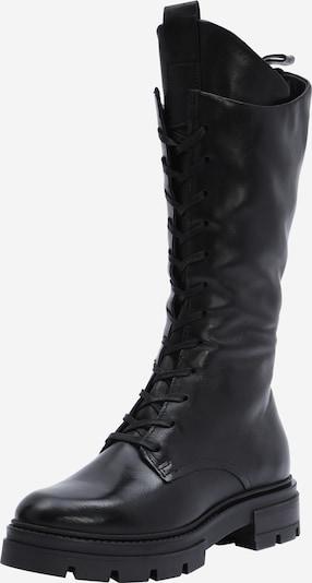 Cizme cu șireturi 'Beatrix' MJUS pe negru, Vizualizare produs