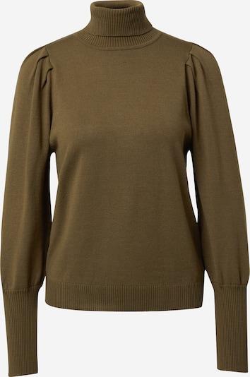 Soft Rebels Pullover 'Leana' in oliv, Produktansicht