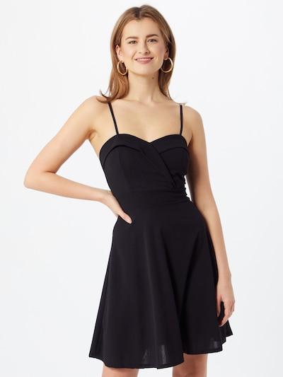 Hailys Kleid 'Roxanne' in schwarz, Modelansicht