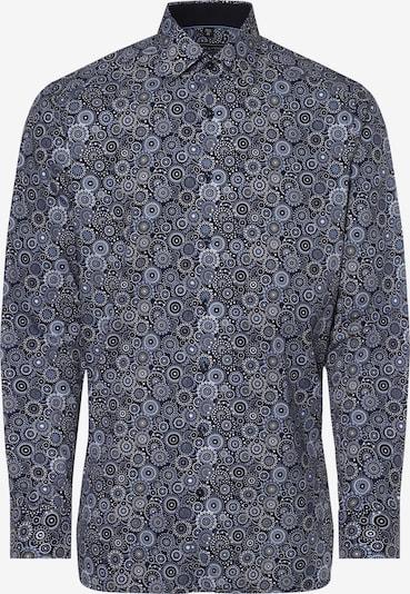 Finshley & Harding Hemd in blau, Produktansicht