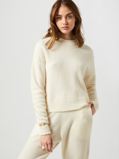 LeGer by Lena Gercke Pullover 'Finja' in creme: Frontalansicht