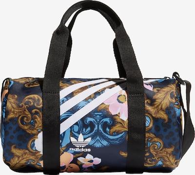 ADIDAS ORIGINALS Tasche 'HER Studio London' in hellblau / dunkelblau / gelb / rosa / weiß, Produktansicht