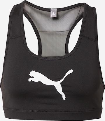 PUMA Sports bra 'Impact 4Keeps' in Black