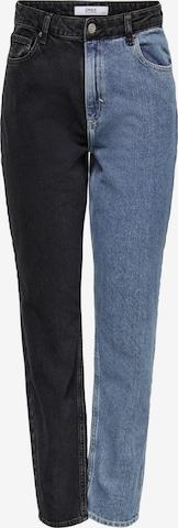 ONLY Jeans in Zwart