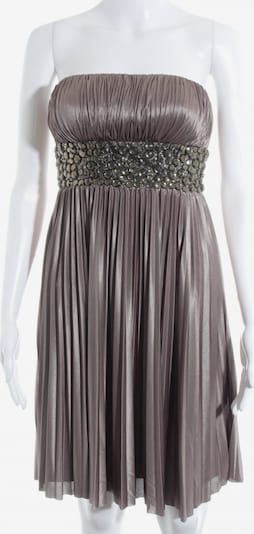 APART Dress in XS in Brown / Light brown / Bronze: Frontal view