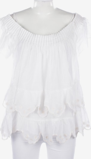 Twin Set Blouse & Tunic in M in White, Item view
