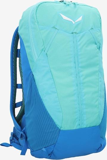 SALEWA MTN Rucksack in blau / türkis, Produktansicht