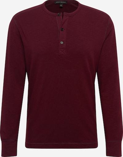 Marškinėliai iš Banana Republic , spalva - burgundiško vyno spalva: Vaizdas iš priekio