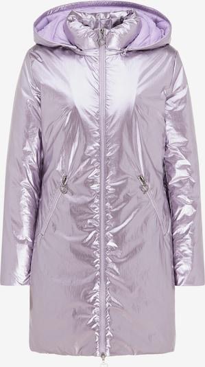 MYMO Manteau d'hiver en lilas, Vue avec produit