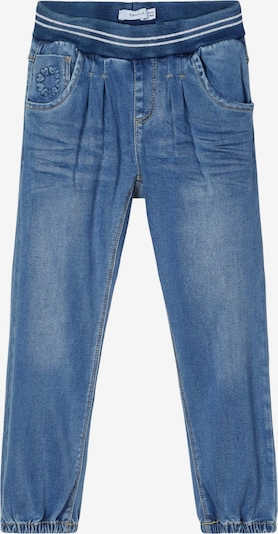 NAME IT Vaquero 'Bibi' en azul denim / plata, Vista del producto