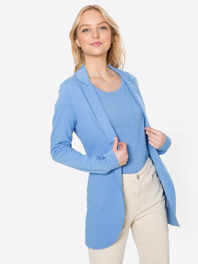 Švarkas iš Rich & Royal , spalva - šviesiai mėlyna, Modelio vaizdas