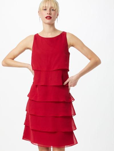 Vera Mont Cocktailkleid in karminrot, Modelansicht