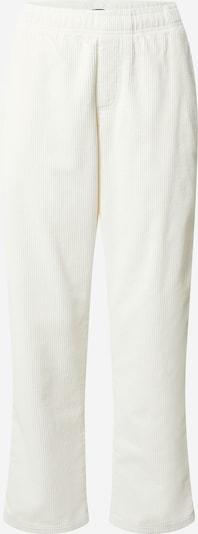 Pantaloni 'Splash' Obey pe crem, Vizualizare produs