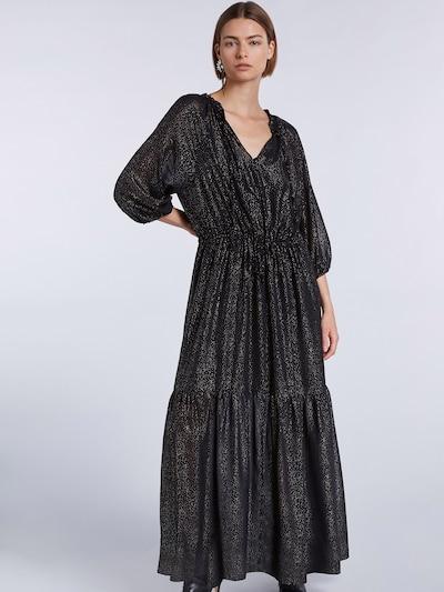 SET Kleid in schwarz / silber, Modelansicht