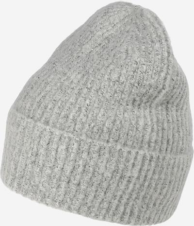 SISTERS POINT Bonnet en gris chiné, Vue avec produit